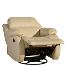 Кожаное кресло Pyka - REGLAINER - Fotel