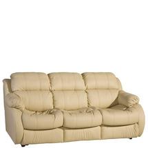 Шкіряний диван розкладний Pyka - REGLAINER - Sofa 3r