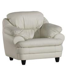 Кожаное кресло Pyka - SARA - Fotel