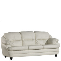Кожаный диван раскладной Pyka - SARA - Sofa 3r