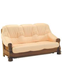 Шкіряний диван розкладний Pyka - ADAM - Sofa 3r