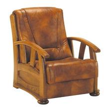 Шкіряне крісло Pyka - ALICJA II - Fotel