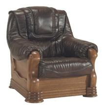 Шкіряне крісло Pyka - ANETA II - Fotel