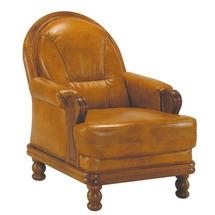 Шкіряне крісло Pyka - CONSUL - Fotel