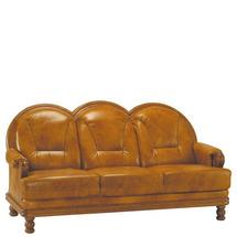 Шкіряний диван розкладний Pyka - CONSUL - Sofa 3r