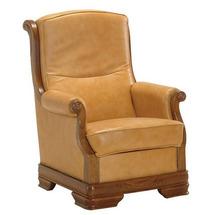 Кожаное кресло Pyka - GUSTAW - Fotel