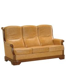 Шкіряний диван Pyka - GUSTAW - Sofa 3n