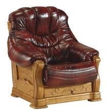 Шкіряне крісло Pyka - KEVIN - Fotel