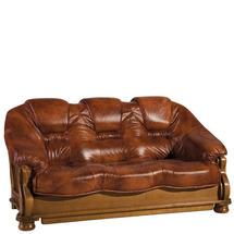 Шкіряний диван розкладний Pyka - LORD - Sofa 3r
