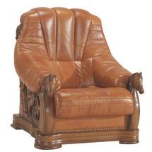 Шкіряне крісло Pyka - OSKAR - Fotel