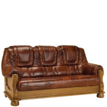 Шкіряний диван Pyka - ROMA - Sofa 3n