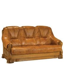 Шкіряний диван розкладний Pyka - SONIA - Sofa 3r