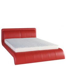 Шкіряне ліжко Helvetia Furniture - Trevi - 1,8 M (RU)