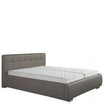 Шкіряне ліжко Helvetia Furniture - Scarlet - 1,4 M (RU)