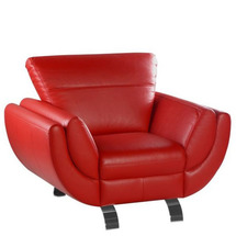 Шкіряне крісло Helvetia Furniture - Lexus - Fotel