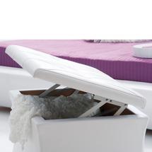 Табурет зі скринею VERO - Campanula