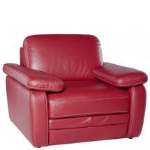 Шкіряне крісло Helvetia Furniture - Impression - FOTEL