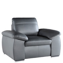 Кожаное кресло Helvetia Furniture - Zara - FOTEL