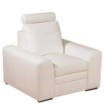 Шкіряне крісло Helvetia Furniture - Soleto - FOTEL