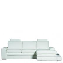 Helvetia Furniture - Soleto - 2,5F-REC/BK з полкою