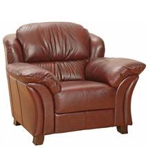 Шкіряне крісло Helvetia Furniture - Kenya - FOTEL