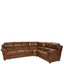 Кожаный уголок Helvetia Furniture - Kenya - 2-TRE-2