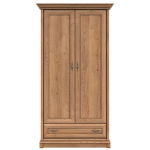 Шафа 2-х дверна BRW - Kent - ESZF 2D1S
