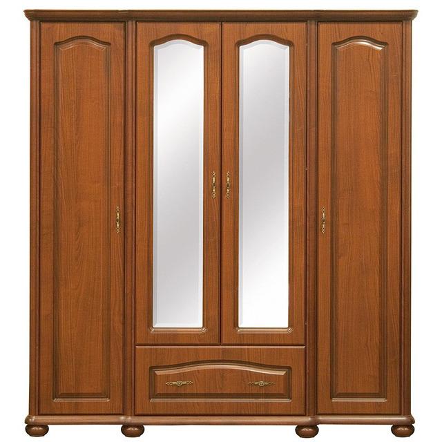 Шафа 4-х дверна BRW - Natalia - SZAFA 190