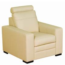 Шкіряне крісло Helvetia Furniture - Lavello - FOTEL