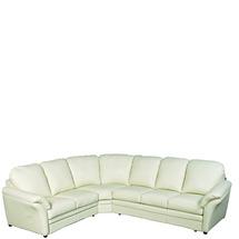 Шкіряний куток Helvetia Furniture - Marone - 3F-TRE-2SK