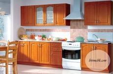 Кухня BRW - Nika Standart 260 Classic (olcha miodowa)