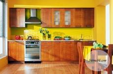 Кухня BRW - Nika Standard 260 Ekran (olcha zlota)