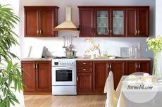 Кухня BRW - Nika Standard 260 Prima (czeresnia antyczna)