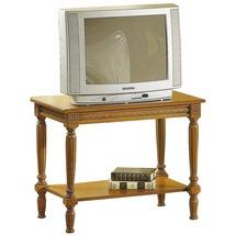 Столик под телевизор Galimberti - Porta TV 630 (деревянная столешница)
