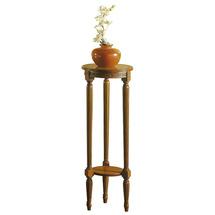 Столик для вазы Galimberti - Porta vaso 295 (деревянная столешница)