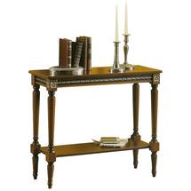 Консоль Galimberti - Consolle 450 (деревянная столешница)