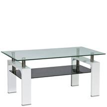 Журнальний столик скляний SIGNAL - Lisa II