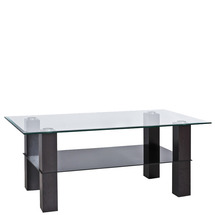 Журнальний столик скляний SIGNAL - Morena
