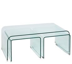 Журнальний столик скляний SIGNAL - Priam A