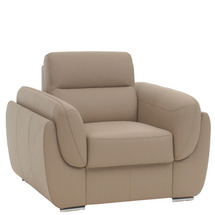 Шкіряне крісло Helvetia Furniture - Invitation - Fotel