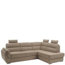 Шкіряний куток Helvetia Furniture - Invitation - 2,5F-OTM/BK