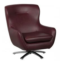 Шкіряне крісло Helvetia Furniture - Magnat - Fotel