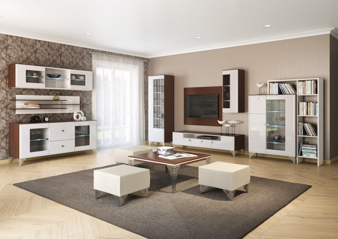 Популярная Мебель Для Гостиной В Москве